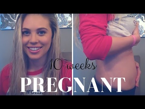 10 Weeks Pregnant (First Pregnancy) - First Trimester