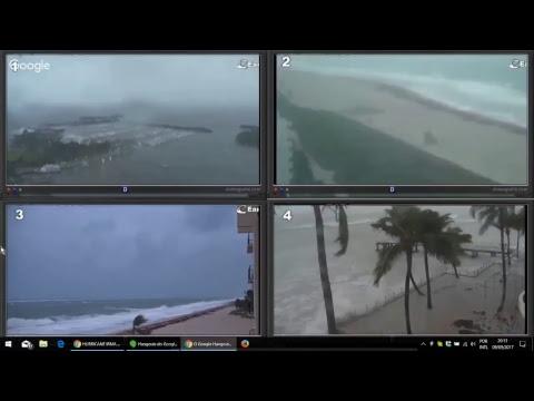 Chagada do Furacao a MIAMI - FORT LAUDERDALE - KEY WEST