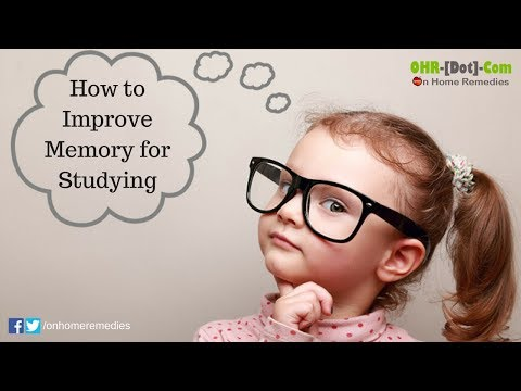 How to Improve Memory for Studying: 6 Simple Home Remedies