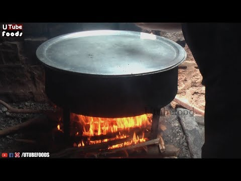 #VERY RARE STYLE CHICKEN DUM BIRYANI   HYDERABADI CHICKEN DUM BIRYANI   STREET FOODS