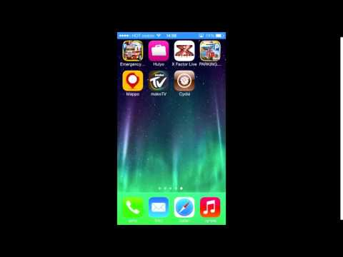 How To Jailbreak iOS 7 & Install Cydia With Evasi0n 7   iPhone 5S, iPhone 5, iPhone 4S, iPad, iPod