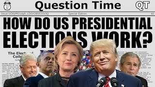 How Do Us Presidential Elections Work The Electoral College Qt Explai