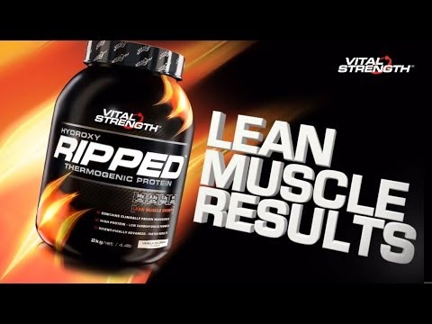 Vitalstrength Sports Nutrition- Hydroxy Ripped Protein Powder