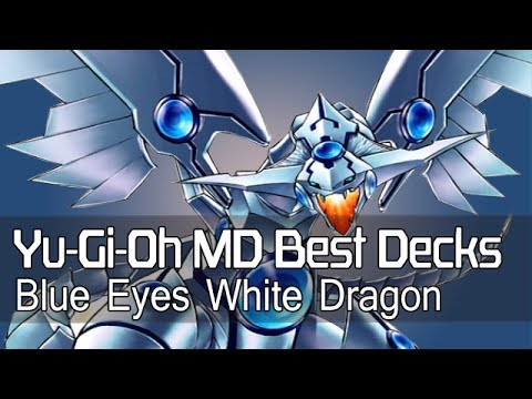 Yugioh MD (Millennium Duels) Best Decks: Blue Eyes White Dragon