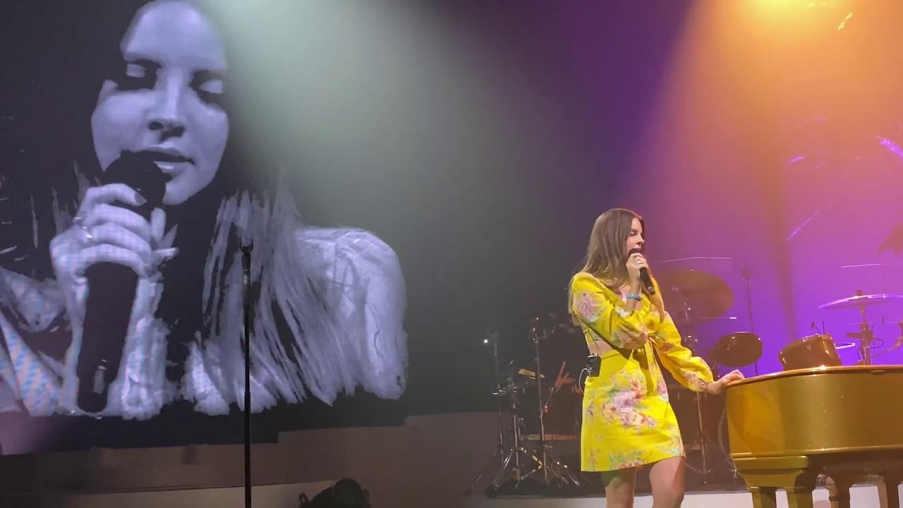 Lana Del Rey - Norman Fucking Rockwell Tour (Sacramento Memorial Auditorium, Oct 08, 2019)