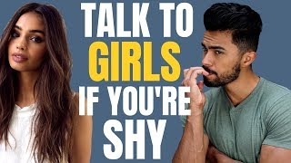 How To Talk To Girls If You