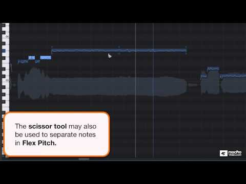 Logic Pro 108: Flexing Vocals: Time and Pitch - 16. Creating Harmonies