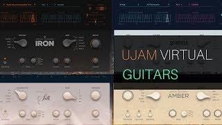 UJAM - Virtual Guitarist - IRON (Rock and Metal) - PakVim net HD