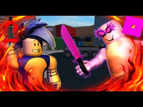 The Adventures Of Kirby and Sonic | Roblox MM2