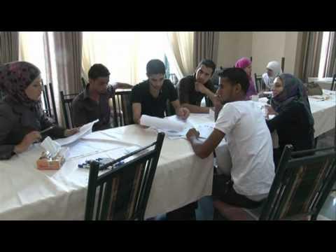 Youth Programming - West Bank/Gaza