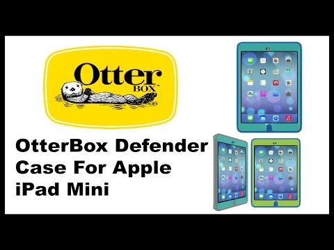 OtterBox Defender Case For iPad Mini (India) | iPad Mini 2  3 | Indian Product Reviewer