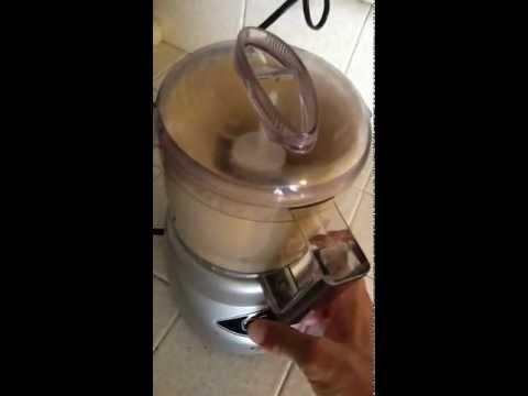 3 Minute Simple Peanut Butter Video Recipe