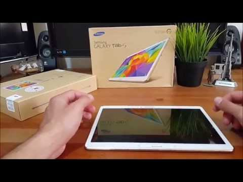 Why You Should Buy the Samsung Galaxy Tab S 10.5 (Video Review 1080p HD)
