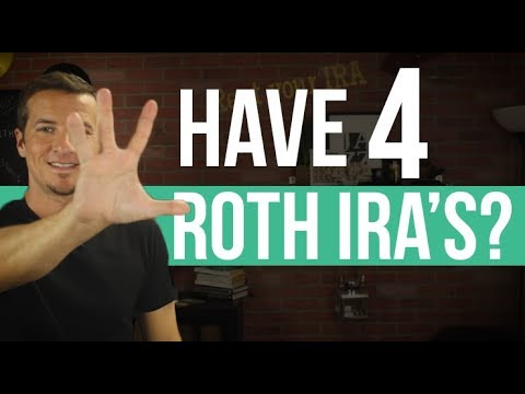 How many Roth IRAs can you have?