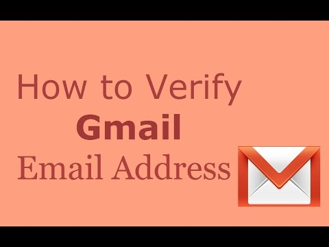 How to Verify Gmail Email Address | How to Check Valid And Invalid Gmail Account Address