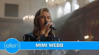 Mimi Webb Performs 'Good Without'