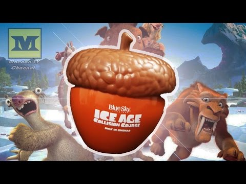 ICE AGE COLLISION COURSE : Acorn Cup (Cinema XXI)