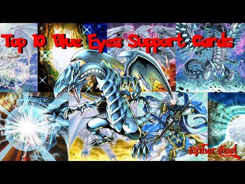 Top 10 Blue-Eyes White Dragon Support Cards