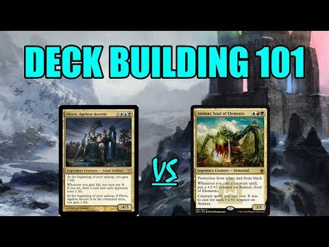 Deck Building 101: How to Decide Between Commanders