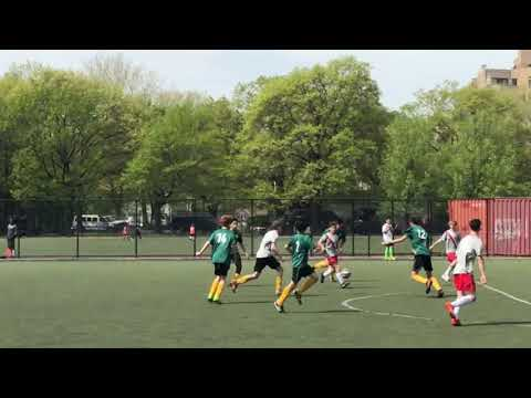 Spring AYSO C19 soccer, Parade Grounds, Brooklyn, New York (5-5-18)