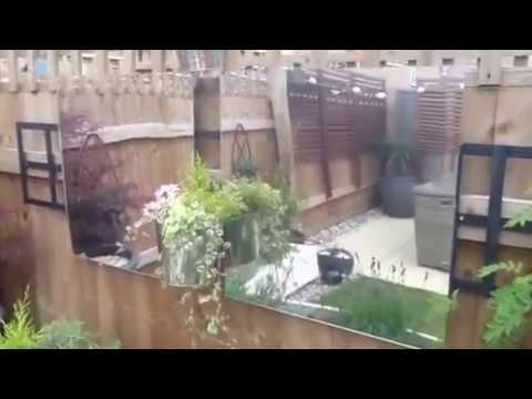 DF0041SS - Garden Mirror