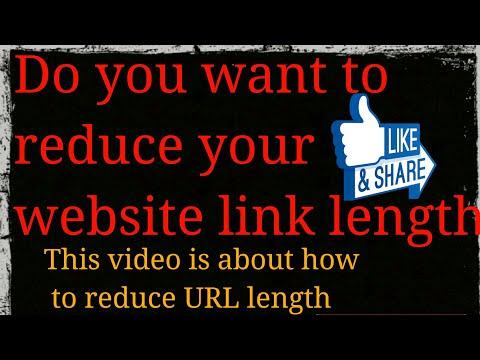 How to shorten URL|shorten url of YouTube,FB,Twitter,etc..  by Creative World Dunia Krathif