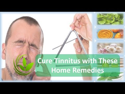 Cure Tinnitus with These Home Remedies