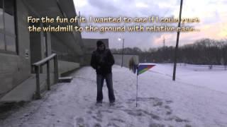 Aerokinesis (Windmill Mega Blasting)