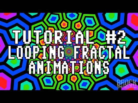 Tutorial #2 - How to Create Looping Fractal Animations Using Adobe Illustrator and After Effects