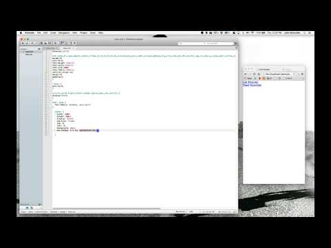 Building a Cat App with HTML, CSS3, jQuery and PhoneGap - Pt. 1