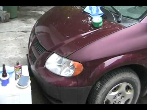 How to remove clearcoat paint scratches from your car Davidsfarmison[bliptv]now
