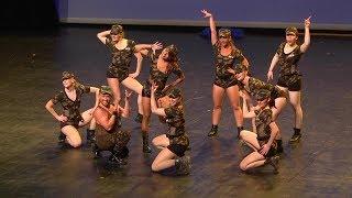 Captation spectacle de danse -The Killers- Dans'Club