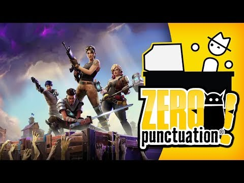 Fornite: Battle Royale and Dusk (Zero Punctuation)