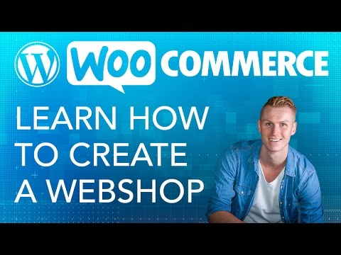 WordPress E-commerce tutorial | WooCommerce