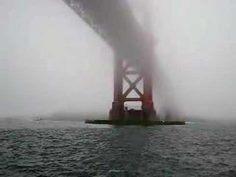 Golden Gate Bridge Fog Horn