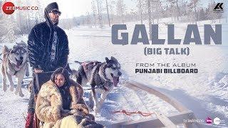 Gallan - Official Music Video | Manj Musik | Candice James | Jaani