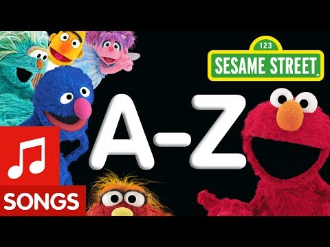 Sesame Street: A to Z Songs | Letter of the Day Compilation