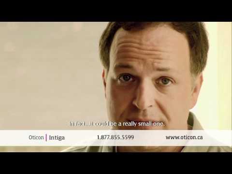 Oticon Intiga 60 TV Commercial