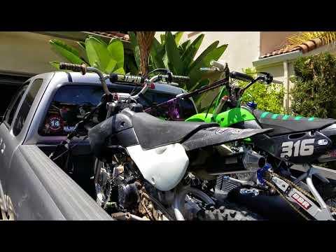 New KLX110 Stock Mod Pitbike Build!!
