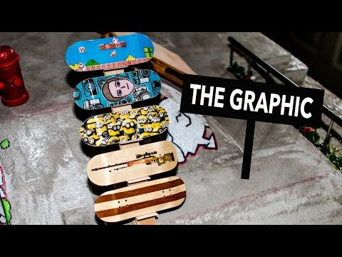 Making the graphic: How to make your own fingerboards (Part 3/3)