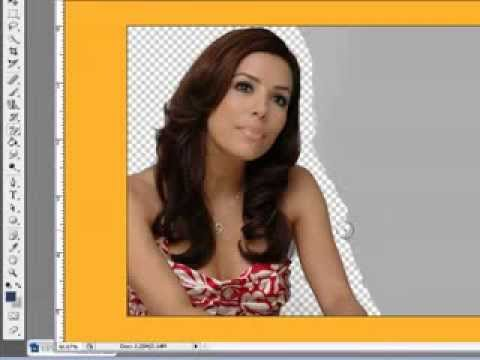 How To Use The Background Remove Tool In Photoshop CS3
