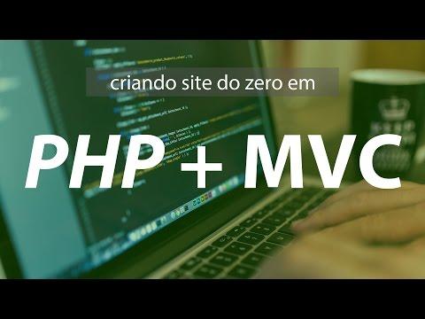 Tutorial - Criando site e painel de admin em MVC+PHP+OO do zero - Parte 1