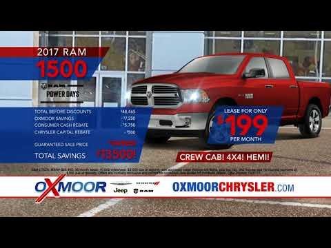 We've Got You Covered! | Oxmoor CDJR in Louisville, Kentucky