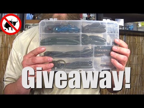 Complete Texas Rig Starter Kit  - Bass Fishing Lures Giveaway - Closed*