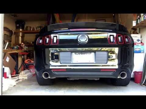 2013 Mustang GT a.k.a Black Mamba
