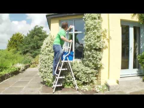 4 Step Safety Ladder