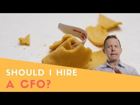 Should I Hire a CFO?