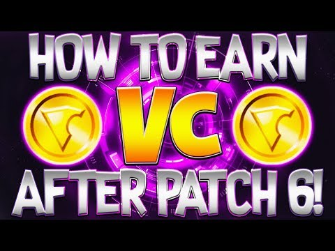 HOW TO EARN VC AFTER PATCH 6 IN NBA 2K18! FAST AND EASY VC METHOD!