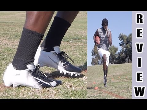 Nike Vapor Untouchable Speed 3 TD Football Cleats Review