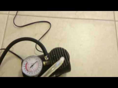 compressor to vacuum hack Part 2 the test